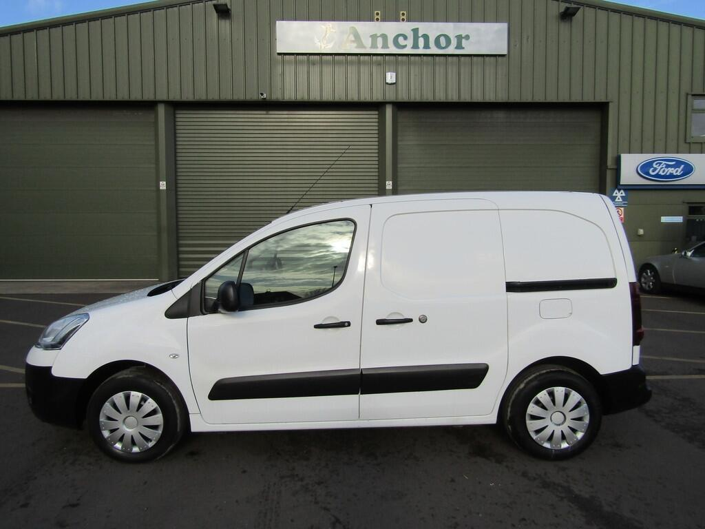 Citroen Berlingo BK62 OHR