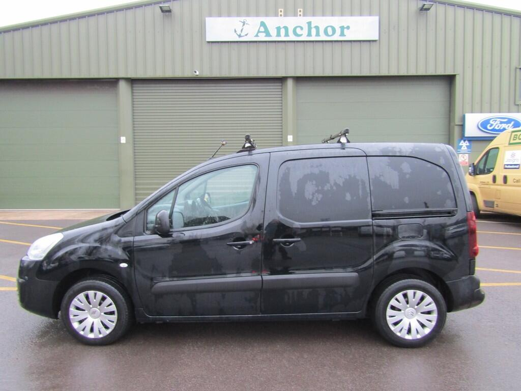Citroen Berlingo LD15 YUW