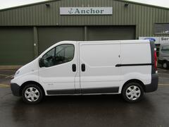 Renault Trafic RE14 BXZ