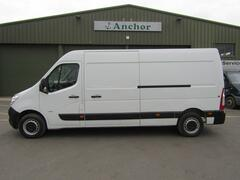Vauxhall Movano DY65 OFP