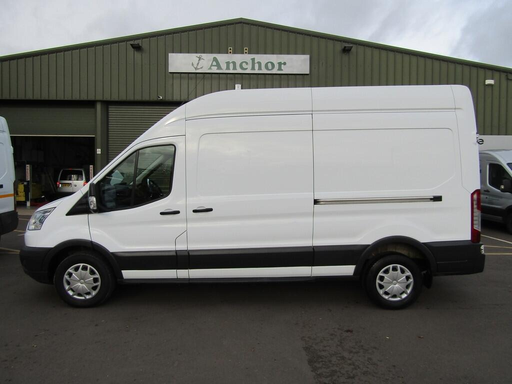 Ford Transit ST66 TZG