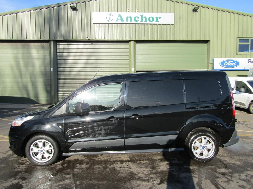 Ford Transit Connect BG14 AMV