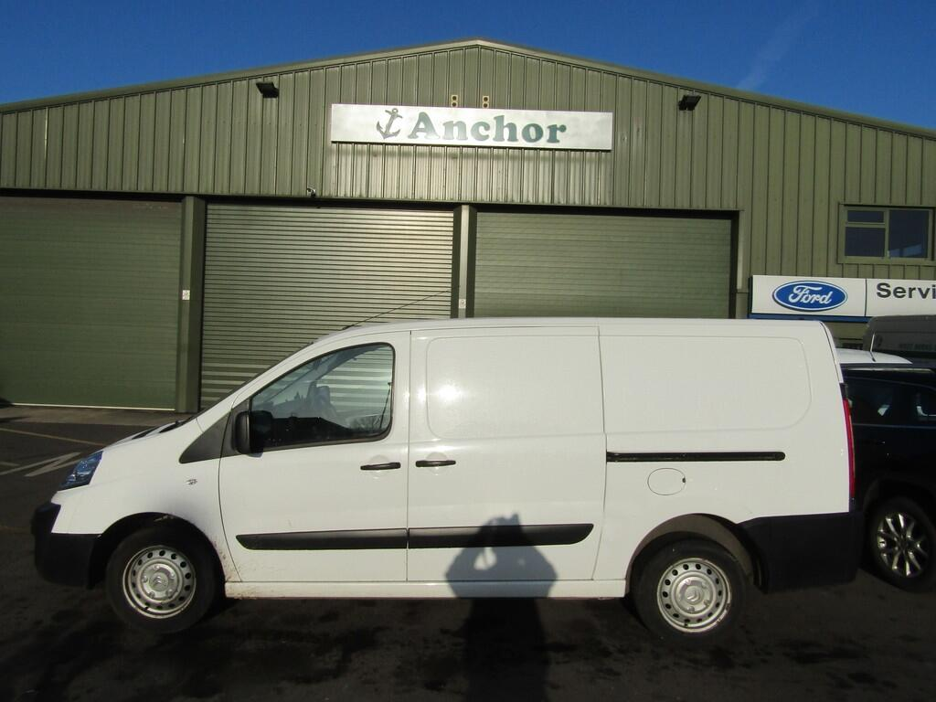 Citroen Dispatch YB15 XXG