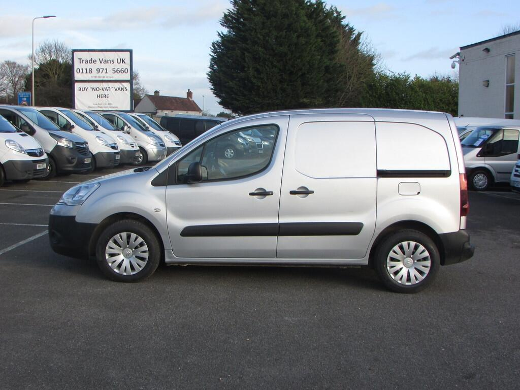 Citroen Berlingo OE64 MSO