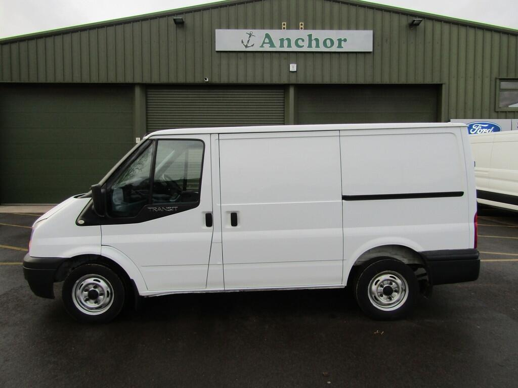 Ford Transit NJ14 KKP