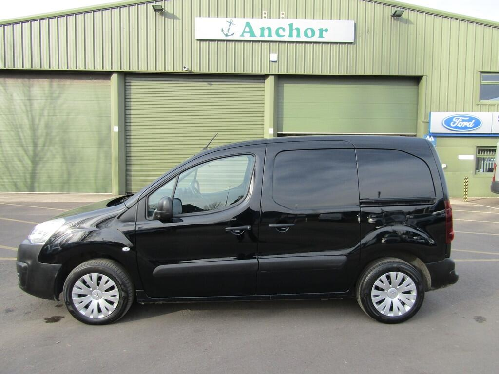 Citroen Berlingo LR65 VZT