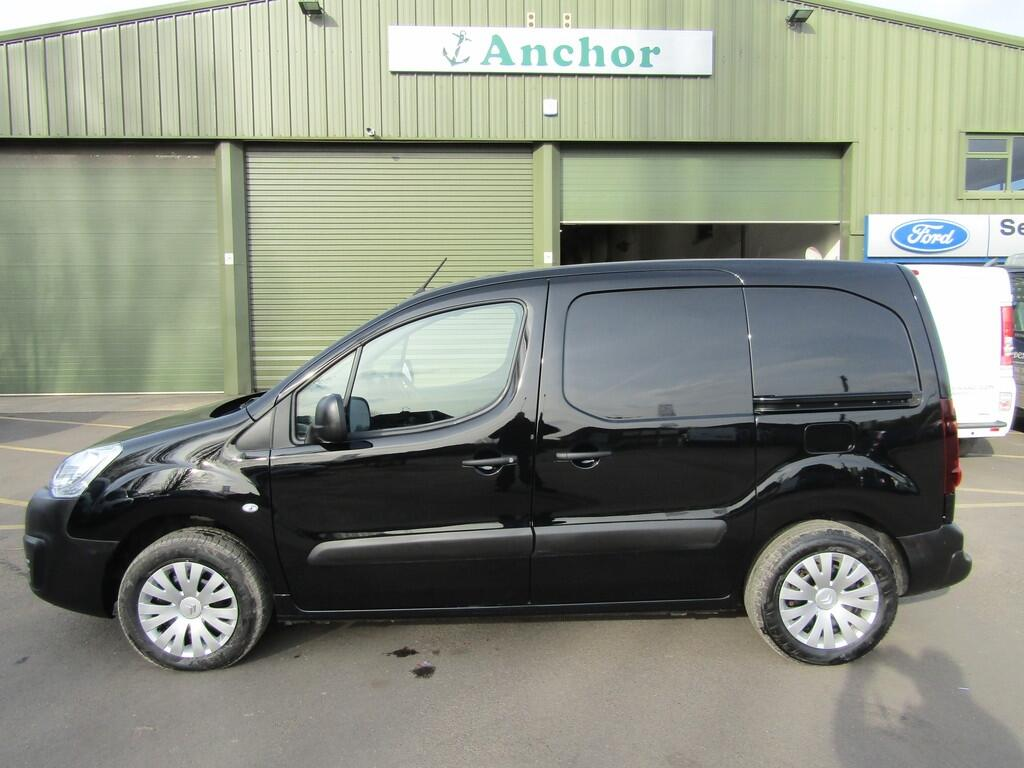 Citroen Berlingo LC17 JFO