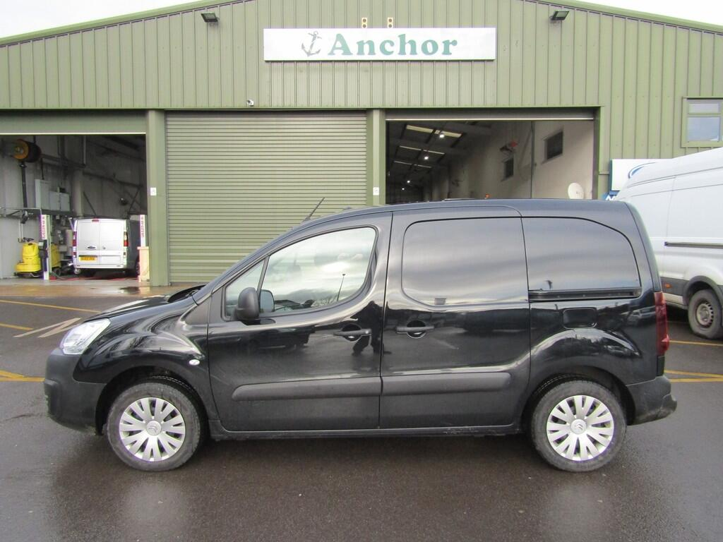 Citroen Berlingo LD67 YTS
