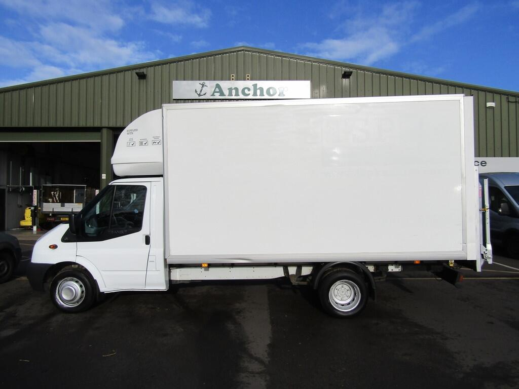 Ford Transit DX63 PXW