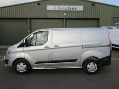 Ford Transit Custom DL64 UCD