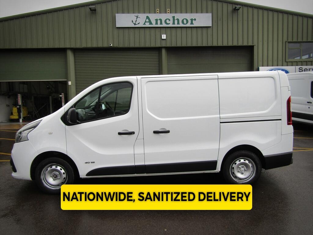 Renault Trafic BX65 XJO