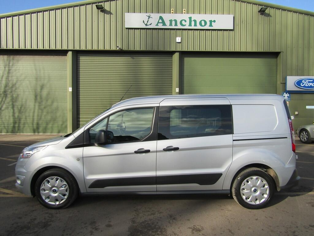 Ford Transit Connect YM14 ZFT