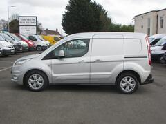 Ford Transit Connect YF64 NCU