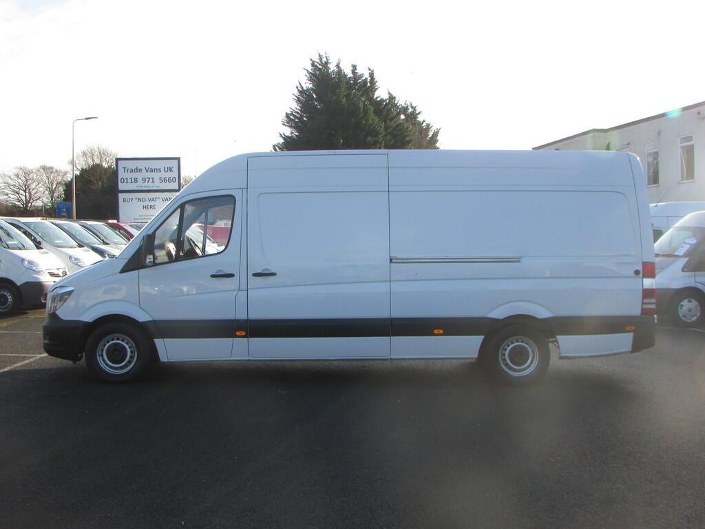 Mercedes Sprinter ND15 FWZ