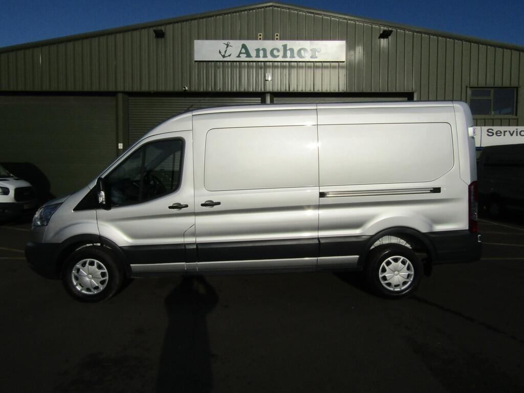 Ford Transit WP68 CAE