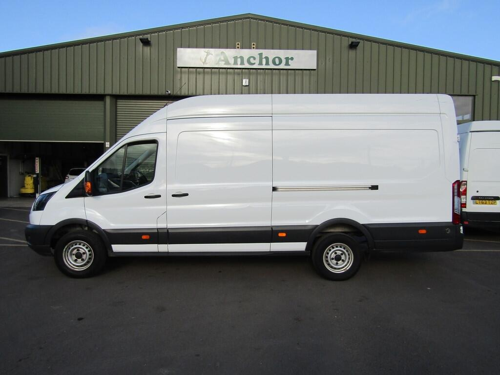 Ford Transit CT18 AEN
