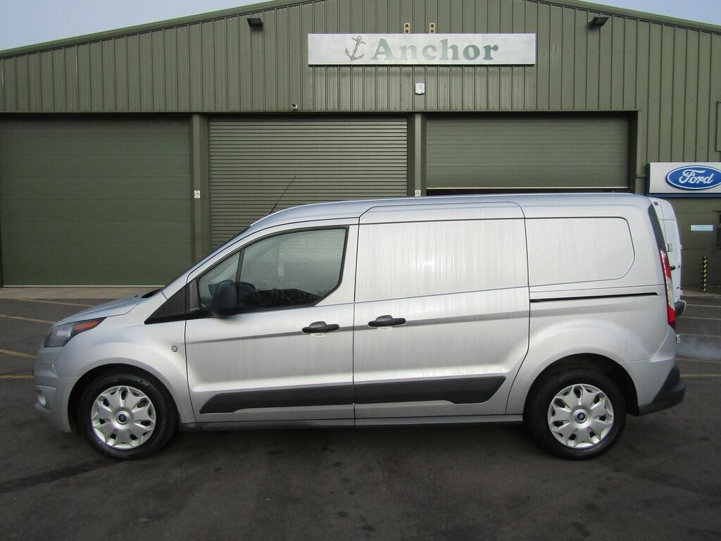 Ford Transit Connect DP66 LMY