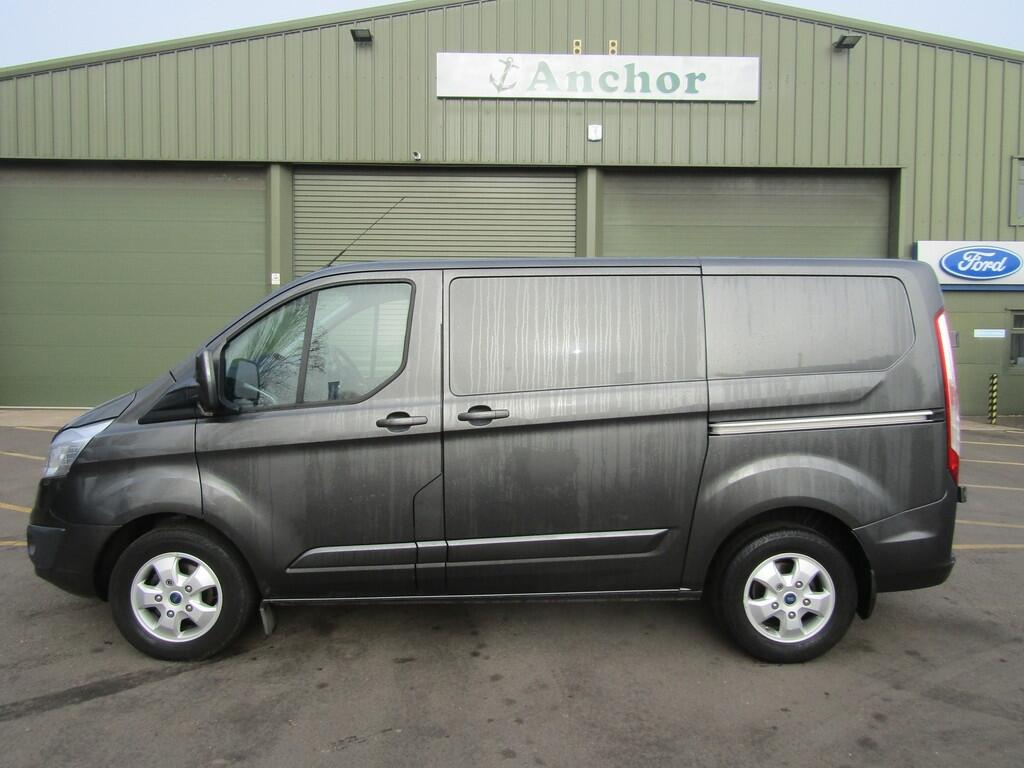 Ford Transit Custom CX67 ODK