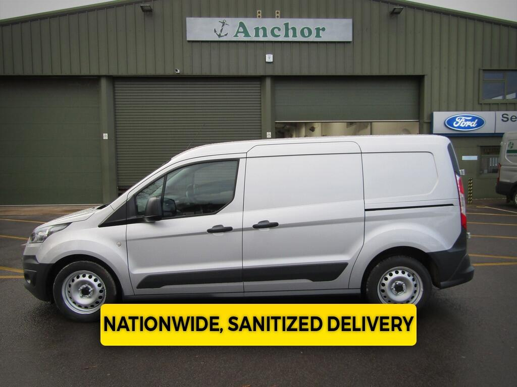 Ford Transit Connect SJ17 XXC