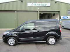 Ford Transit Connect AK64 YXD