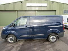 Ford Transit Custom CX64 PUY