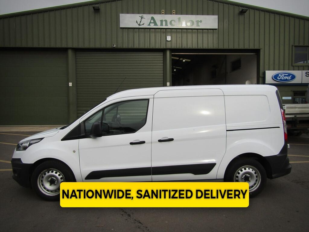 Ford Transit Connect YA16 CJO