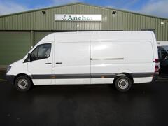 Mercedes Sprinter KP63 HTJ