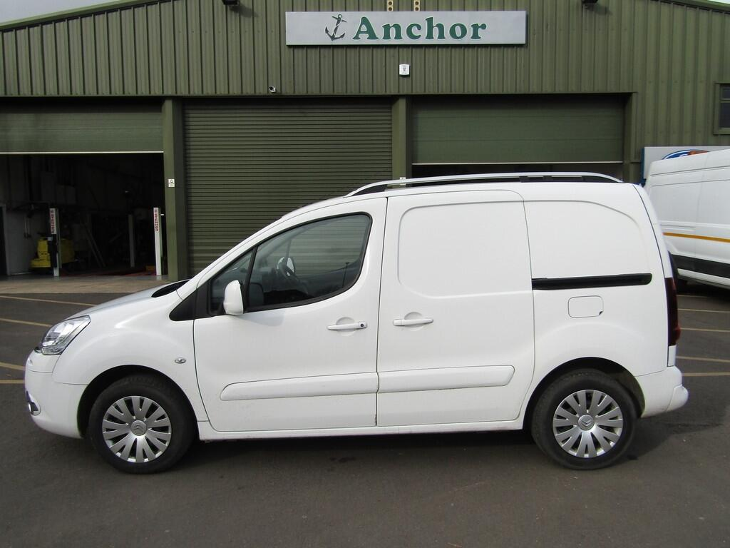 Citroen Berlingo RO15 JWK