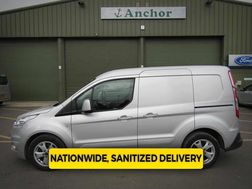 Ford Transit Connect KO67 XFH