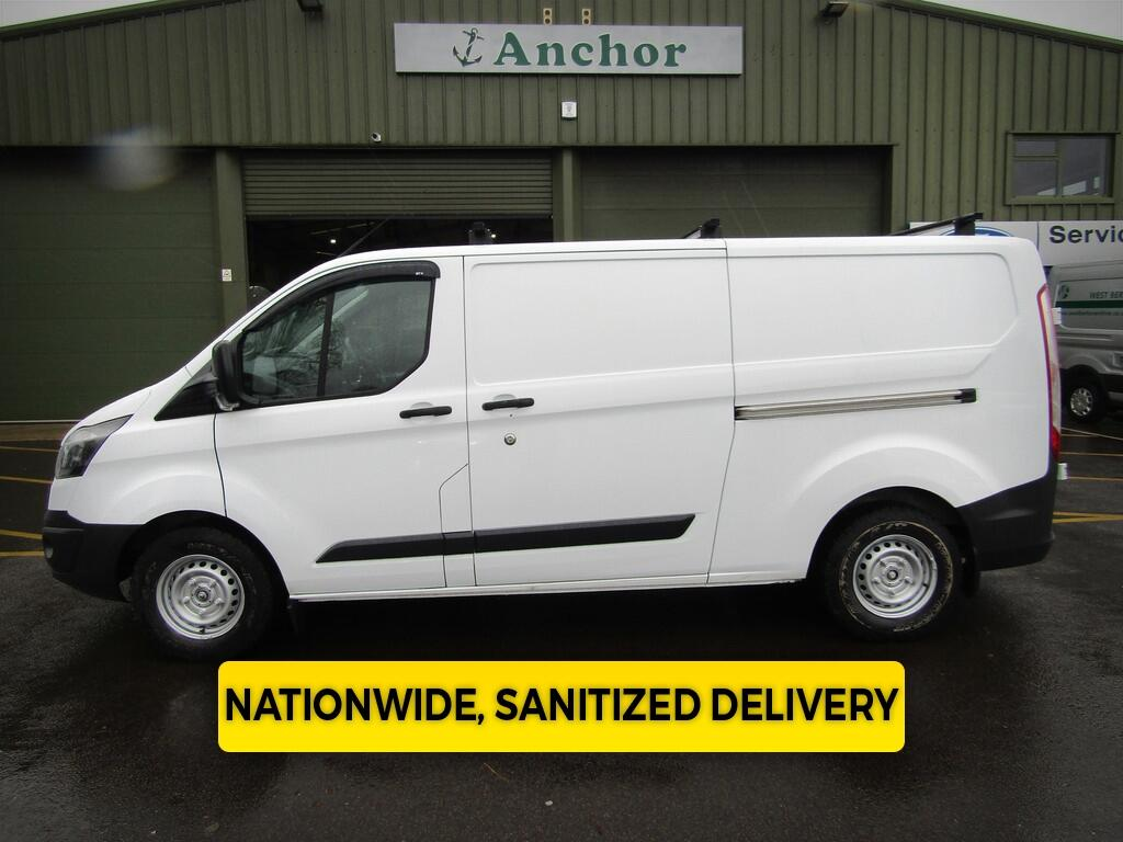 Ford Transit Custom BP15 CWU