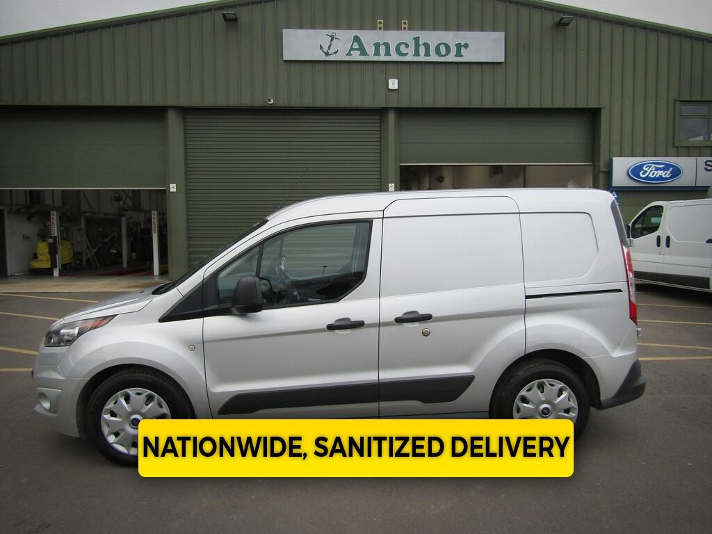 Ford Transit Connect FD17 USN