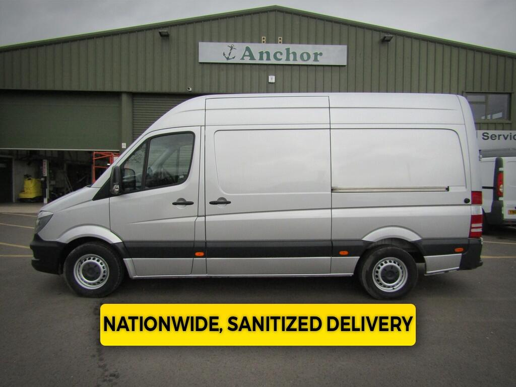 Mercedes Sprinter HV67 PPU