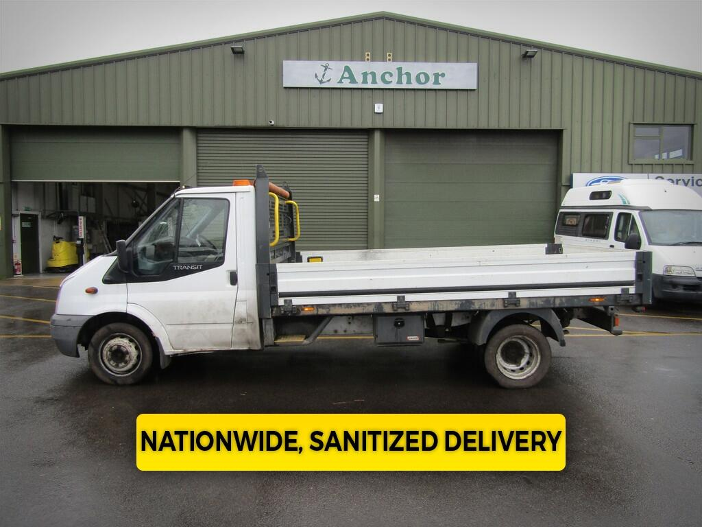 Ford Transit 350 Drw RE13 YJM