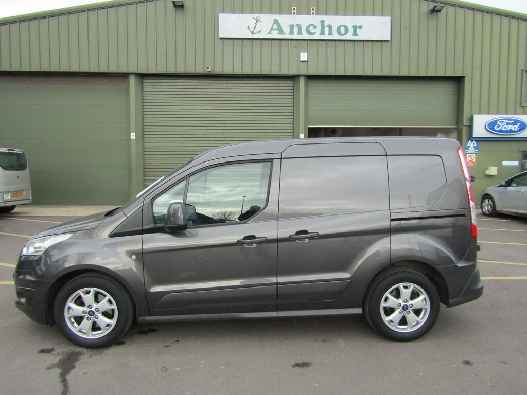 Ford Transit Connect YS66 VOB