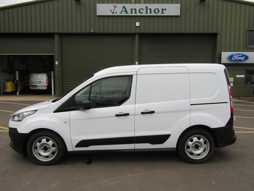Ford Transit Connect CN19 VBO
