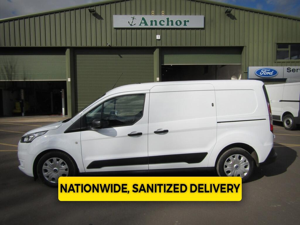 Ford Transit Connect AY19 KBN