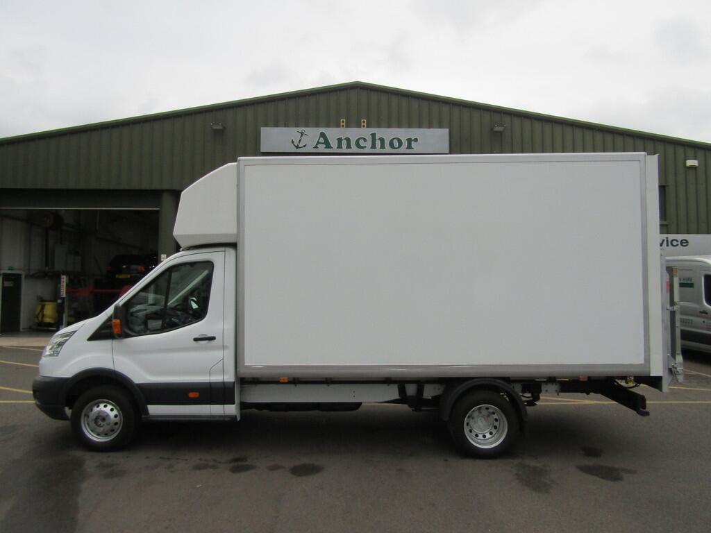 Ford Transit YT16 BYP