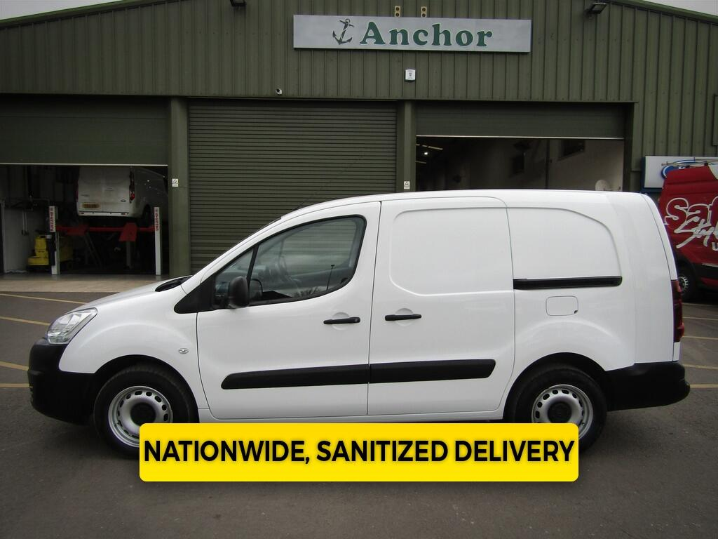Citroen Berlingo BGZ 7846