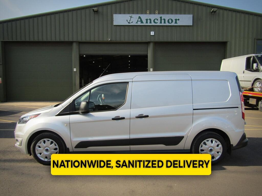 Ford Transit Connect RE17 SVY