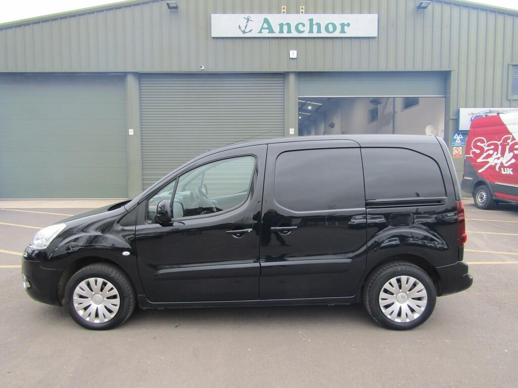 Citroen Berlingo MM64 YZP