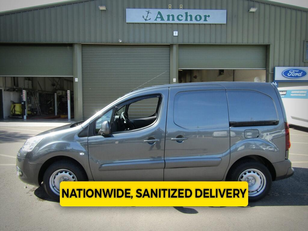 Citroen Berlingo XJZ 2764