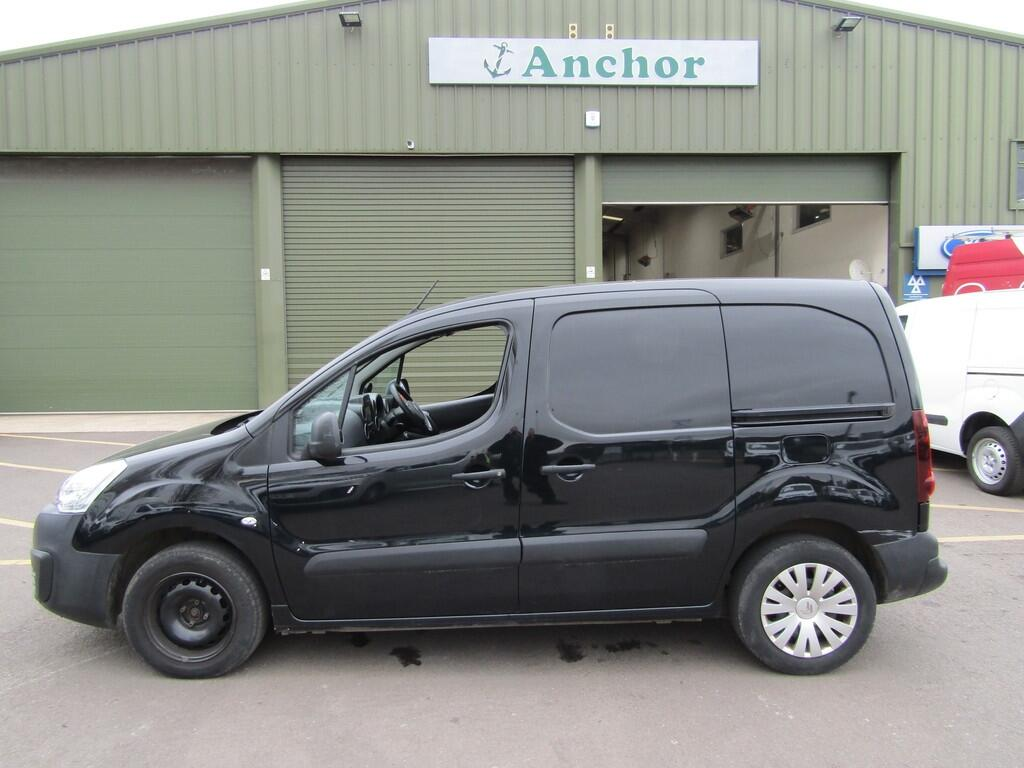 Citroen Berlingo BN65 PDY