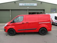 Ford Transit Custom LV18 FGF