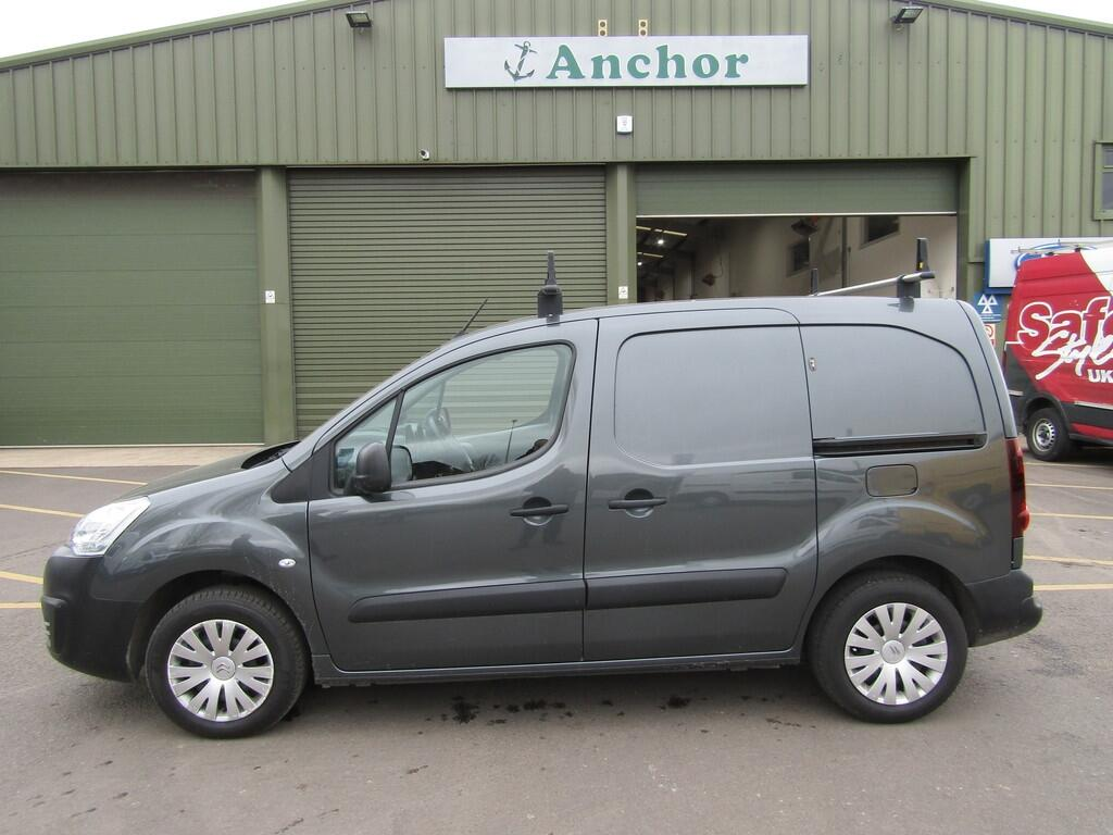 Citroen Berlingo LY16 BTF