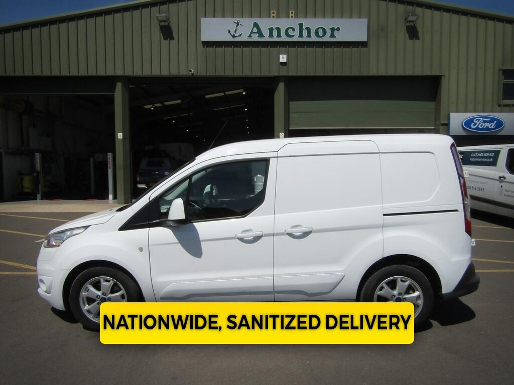 Ford Transit Connect YF15 NKH