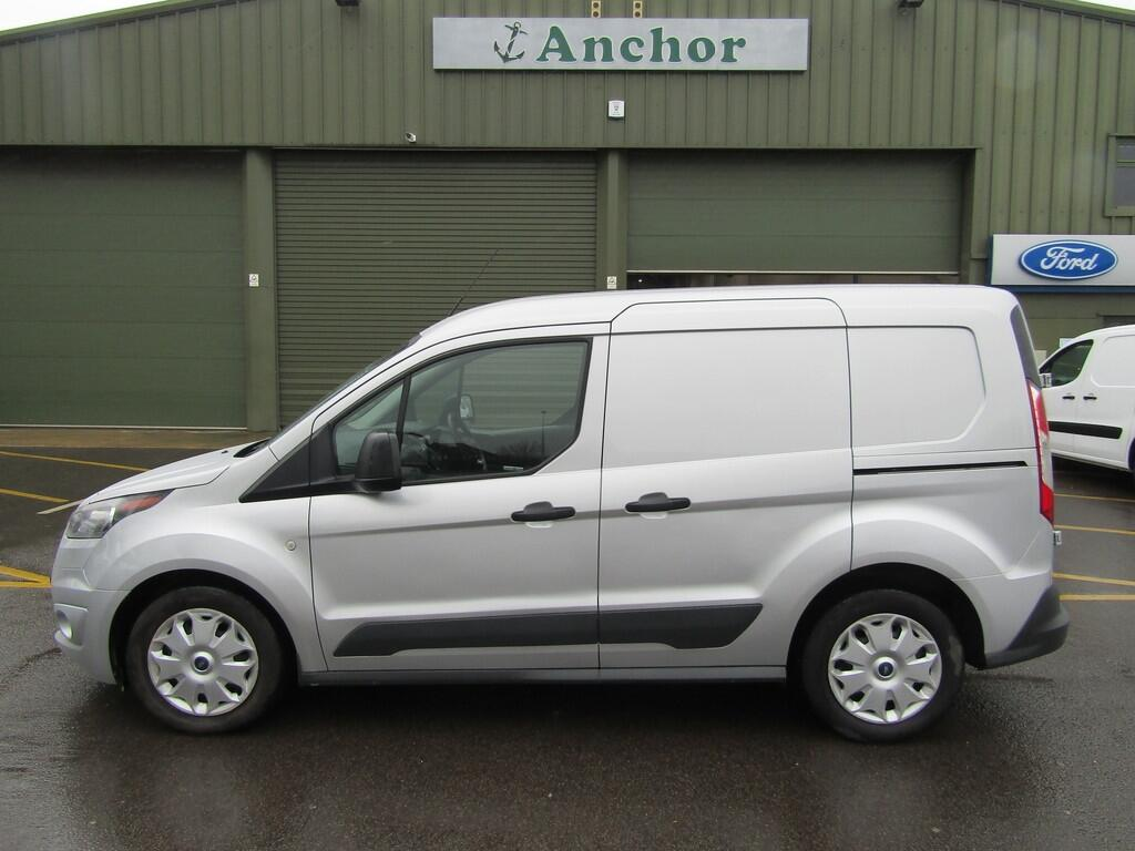 Ford Transit Connect BD66 VKA