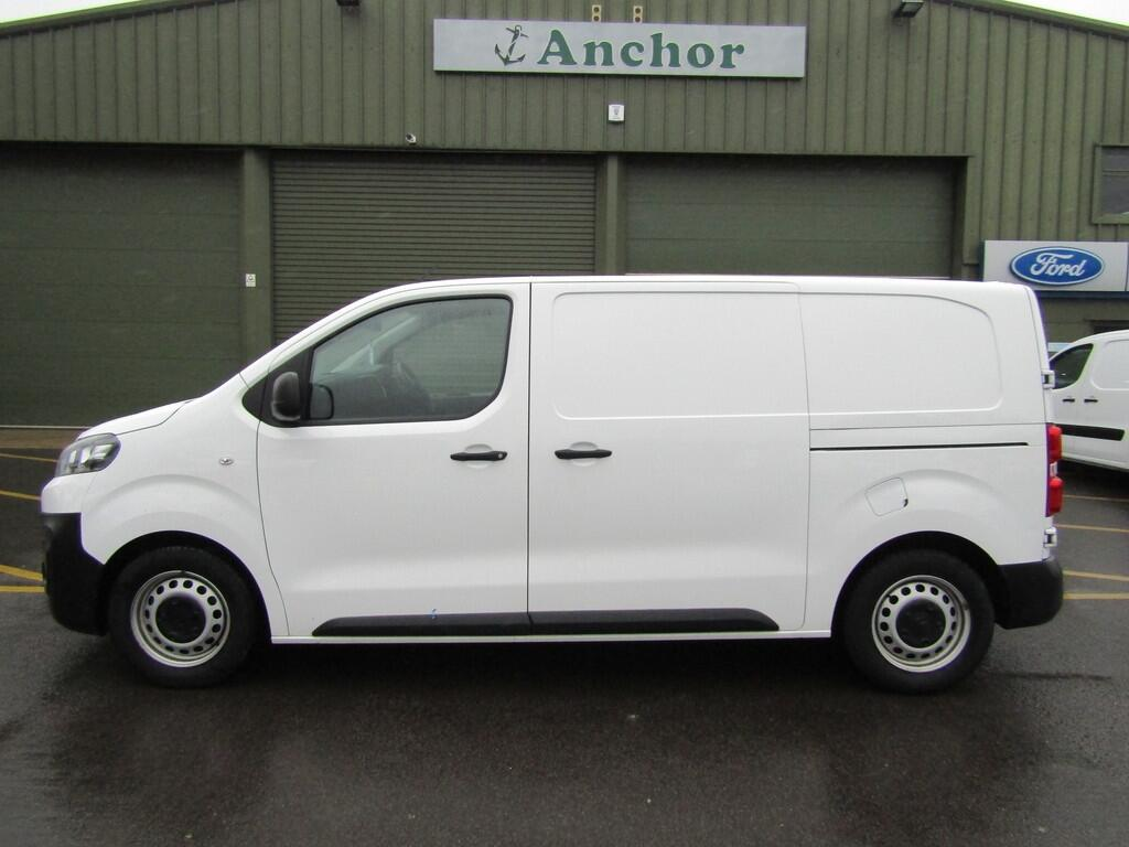 Citroen Dispatch LG67 KPL