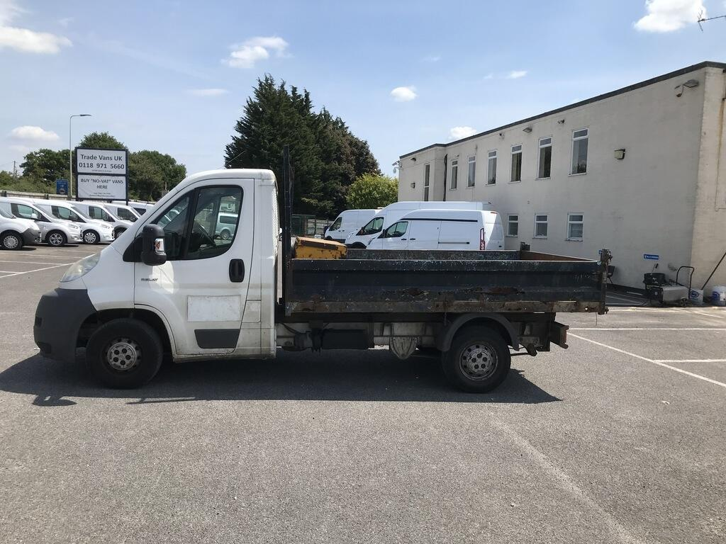 Citroen Relay BF57 TTO