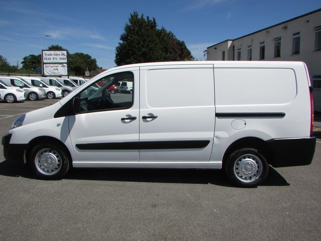 Citroen Dispatch LD14 ACV