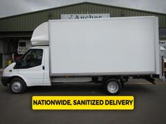 Ford Transit DL13 NNU
